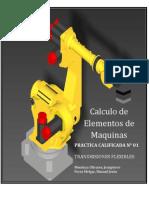 Calculo de Elementos de Maquinas