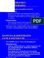 3- Danni Da Radioterapia