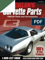 Corvette c3 Catalogo-Completo