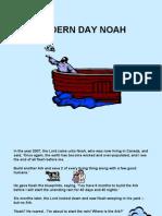 Modern Day Noah