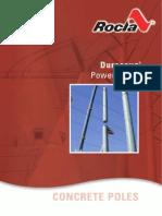 Power Poles Brochure - Technical Info
