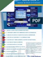 Plaquette IDH Stock