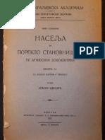 Mita Kostic - Srpska Naselja u Rusiji