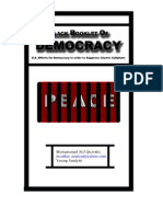 Black Booklet of Democracy
