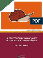 La protección de los Menores Extranjeros No Acompañados en Cantabria