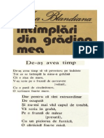 Ana Blandiana-In Gradina Mea