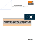 Manual de Integracion Documental