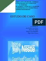 ESTUDO DE CASO NESTLE APRESENTAÇÃO