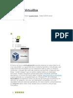 Tutorial de Virtual Box