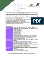 descripción de los documentos Modulo 2