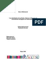 Documento No. 1 Identidades de Las Alianzas y Redes de Mujeres