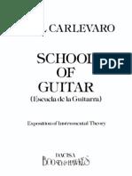 Escuela de la Guitarra (School of Guitar)