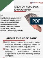 Hdfc Bank PPT