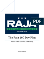 The Raja 100 Day Plan