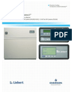 Liebert Deluxe System 3_Operation and Maintenance Manual
