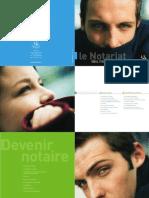 Brochure Metiers