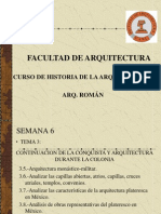 HIST ARQ IV-SEM- 6