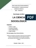 Joel Sociologia