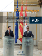 Macedonian diplomatic bulletin No. 51-52