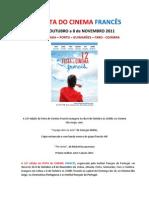 12ª FESTA DO CINEMA Reitoria Lx