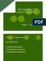 Clase Tratamientos 1-2011