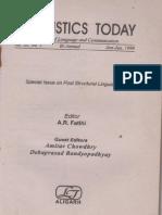 """Preface to Poststructural Linguistics"""