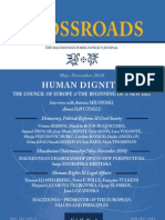 CROSSROADS - The Macedonian foreign policy journal - May-November 2010
