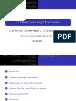 Presentation-Gestion de Projet