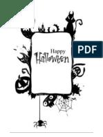 Halloween Bruxas