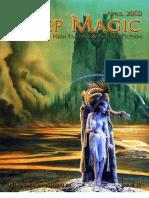 Deep Magic April 2003