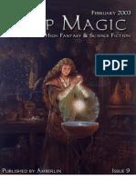 Deep Magic February 2003