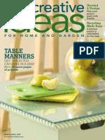 02 - Creative Ideas Magazine (March-April 2007)