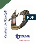 Concables.cl-teldor Catalogo Fibra Optica