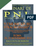 Corso Di Roma Brochure