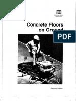 PCA Concrete Floors on Grade