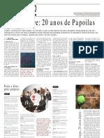 Ecos da Cave - Jornal Entre Margens