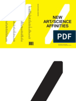 New Art Science Affinities
