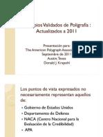 Best Practices Validated Principles 2011 Traducida [Modo de ad