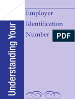 IRS Publication 1635 - Employer Identification Numbers