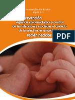 Criterios Para Notificacion de Infecciones Asociadas al Cuidado de la Salud en la Unidad de Recien Nacidos