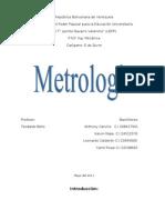 Metrología