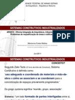 ARQ012_CONSTRUÇÃO INDUSTRIALIZADA