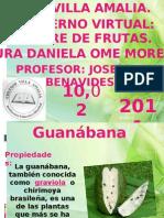 ELABORACIÓN POSTRE DE FRUTAS