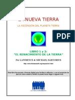La Nueva Tierra - LIBRO 1 y 2 por LAWRENCE & MICHAEL SARTORIUS