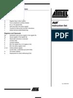 AVR Instruction Set