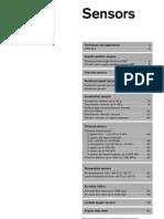 Catalogo Sensores Bosch