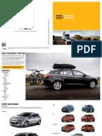 Accessories Range Renault