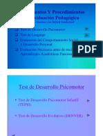 Ficha Tecnica Test Varios