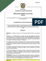 Resolucion_1918_2009 - Custodia Examenes Ocupacionales