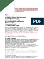 Anleitung für v.2